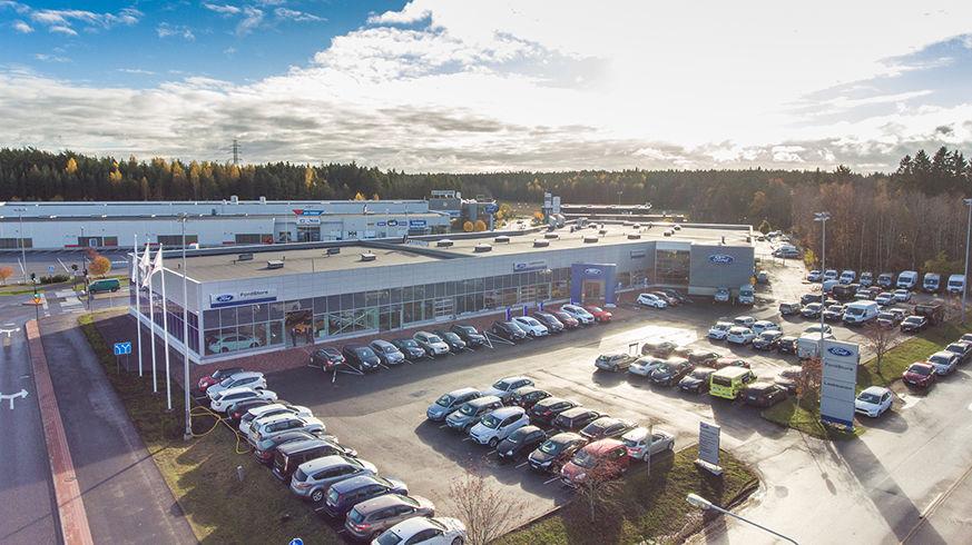 FordStore Laakkonen Turku, Nikkarinkatu 1, Raisio   Laakkonen