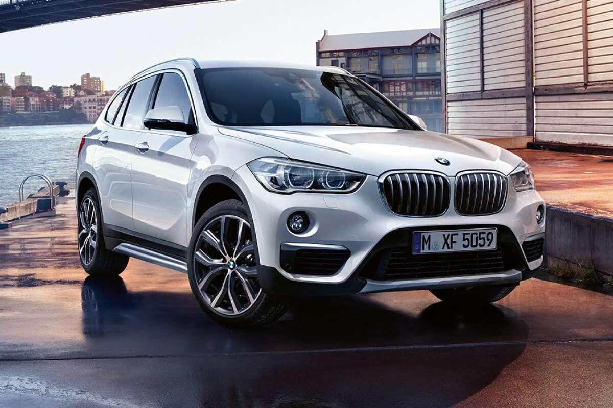 Huippuvarusteltu BMW X1 Business Pro alk. 40.134 €   Laakkonen