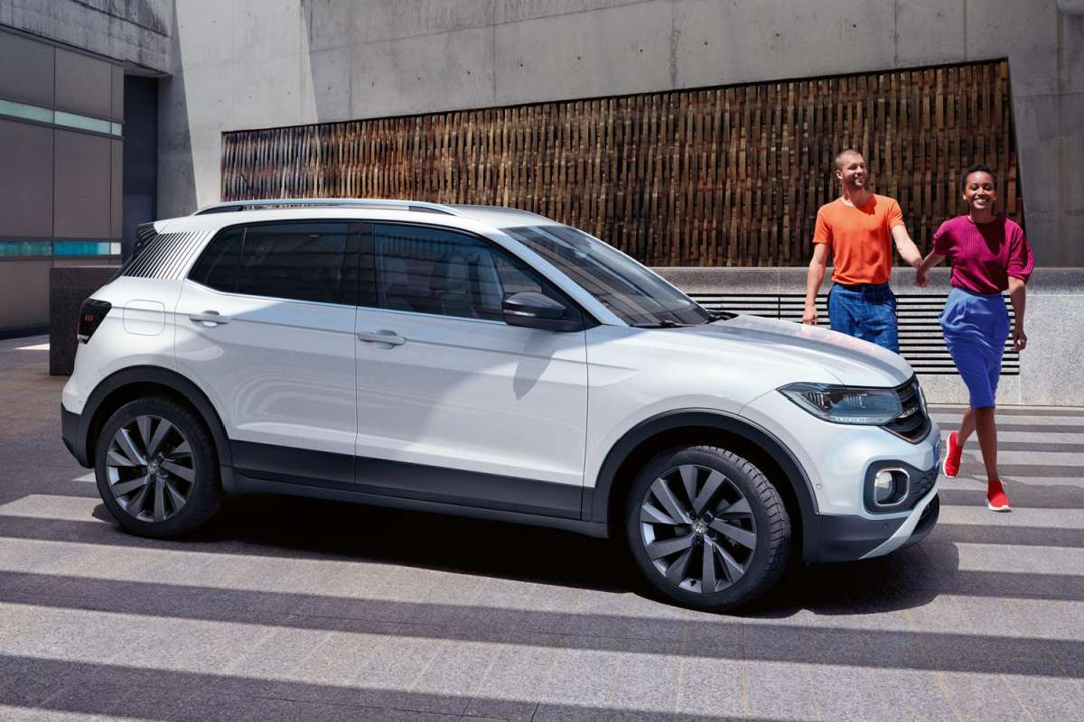 Kaikin tavoin erityinen - Uusi Volkswagen T-Cross   Laakkonen